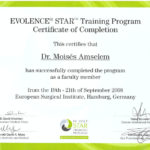 Miembro facultativo de Evolence star Program