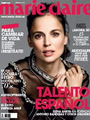 Revista Marie Claire: Antiaging Facial