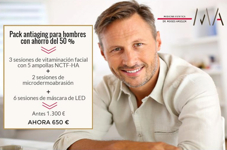 pack antiaging hombre