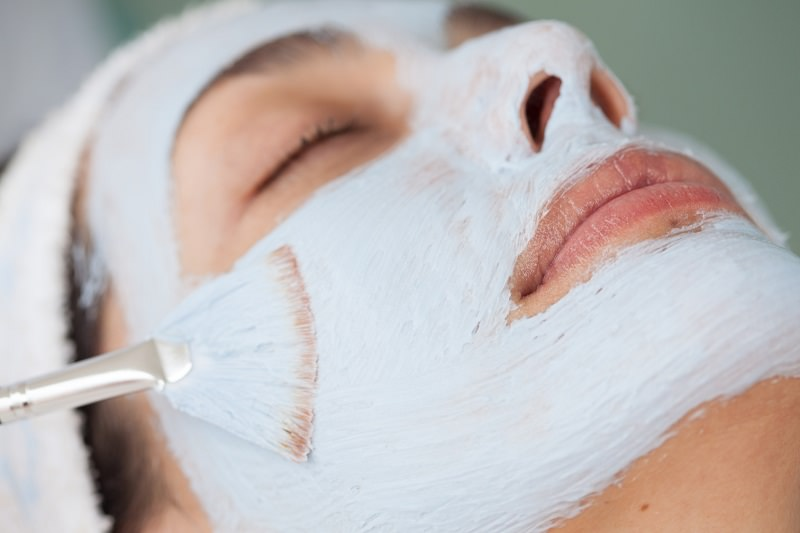 mascarilla facial acido hialuronico