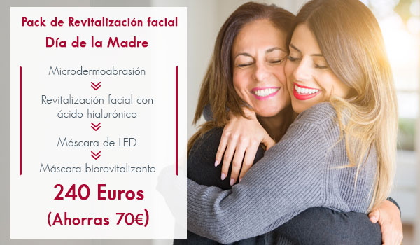 pack revitalización facial